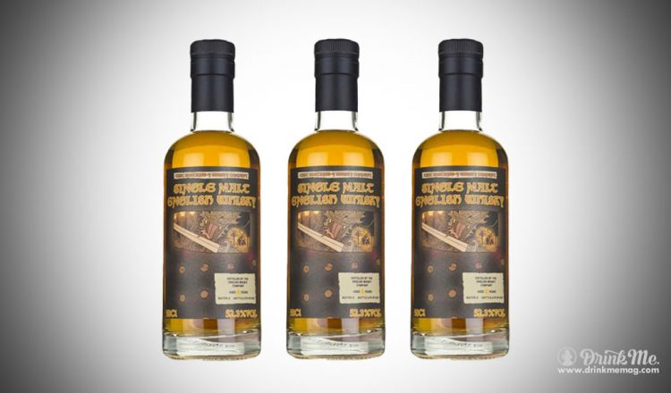 English Whisky Co drinkmemag.com drink me English Whisky Co