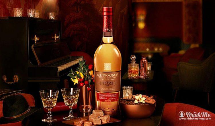 Glenmorangie Spios drinkmemag.com drink me Glenmorangie Spios