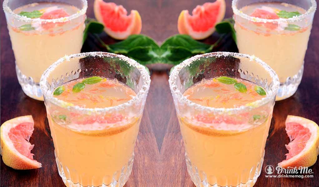 Grapefruit Collins drinkmemag.com drink me Easter Brunch Cocktails
