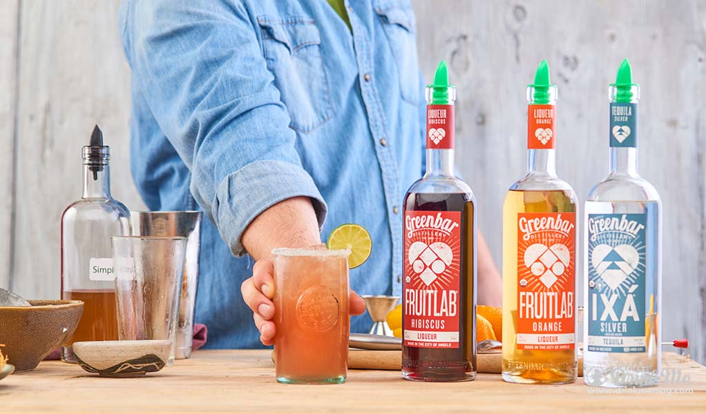 Greenbar Distillery Cocktail Making Perfect Pair drinkmemag.com drink me Greenbar Distillery Spring Campaign