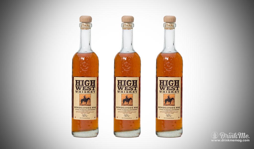 High West Whiskey Rendezvous Rye drinkmemag.com drink me Top Rye Whiskey