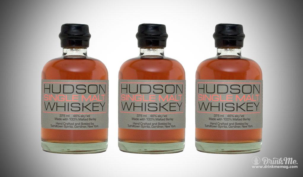 Hudson Single Malt Whiskey drinkmemag.com drink me Top Single Malt Whiskey