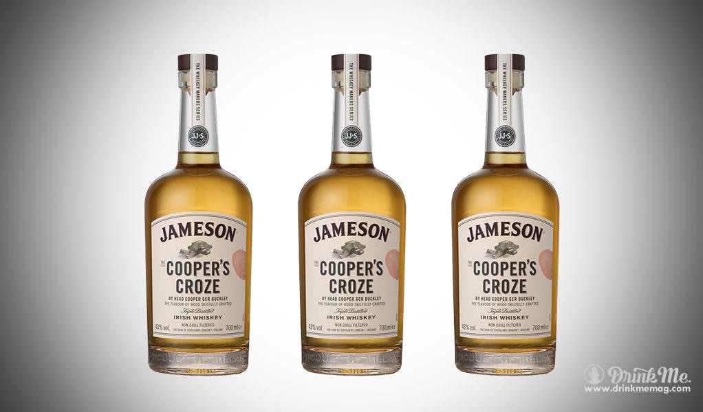 Jameson Cooper's Croze drinkmemag.com drink me Midleton Distillery