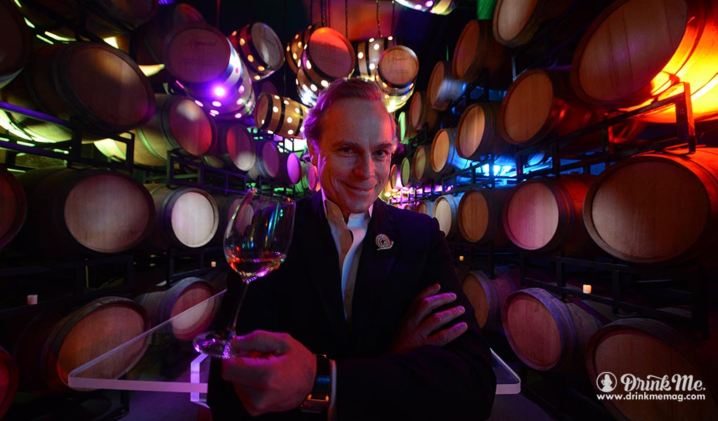 Jean-Chalres Boisset owner of Raymond vineyards drinkmemag.com drink me California Dreamn'