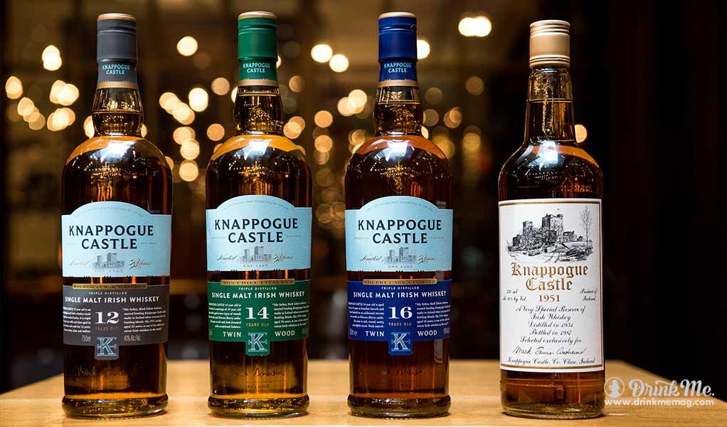 Knappogue Castle Bottles 2 drinkmemag.com drink me Knappogue Castle Campaign
