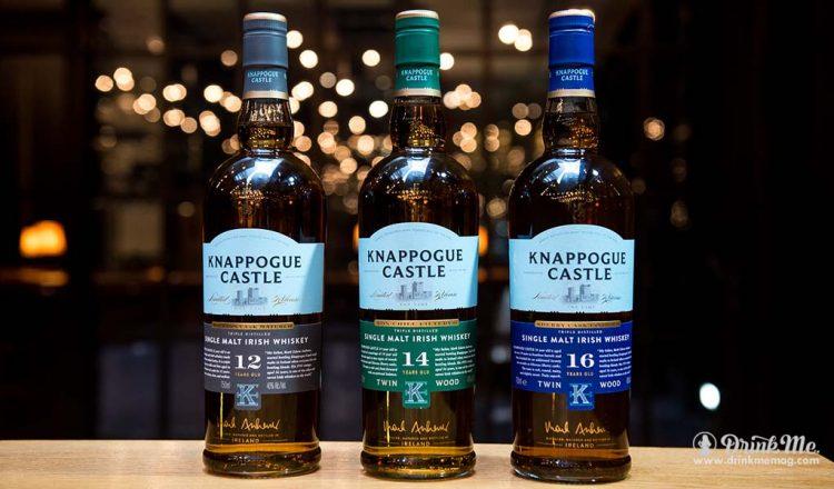 Knappogue Castle Bottles drinkmemag.com drink me Knappogue Castle Campaign