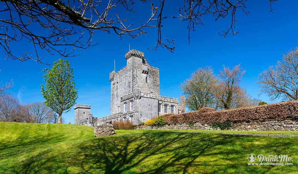 Knappogue Castle drinkmemag.com drink me Knappogue Castle Campaign