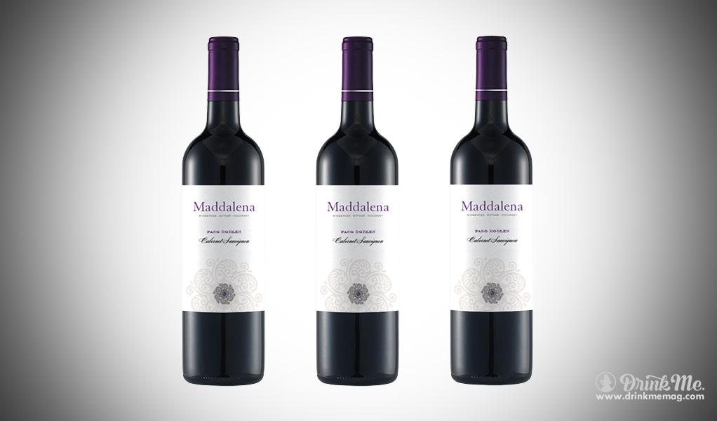 Maddalena Cabernet Sauvignon drinkmemag.com Top Spring Wines