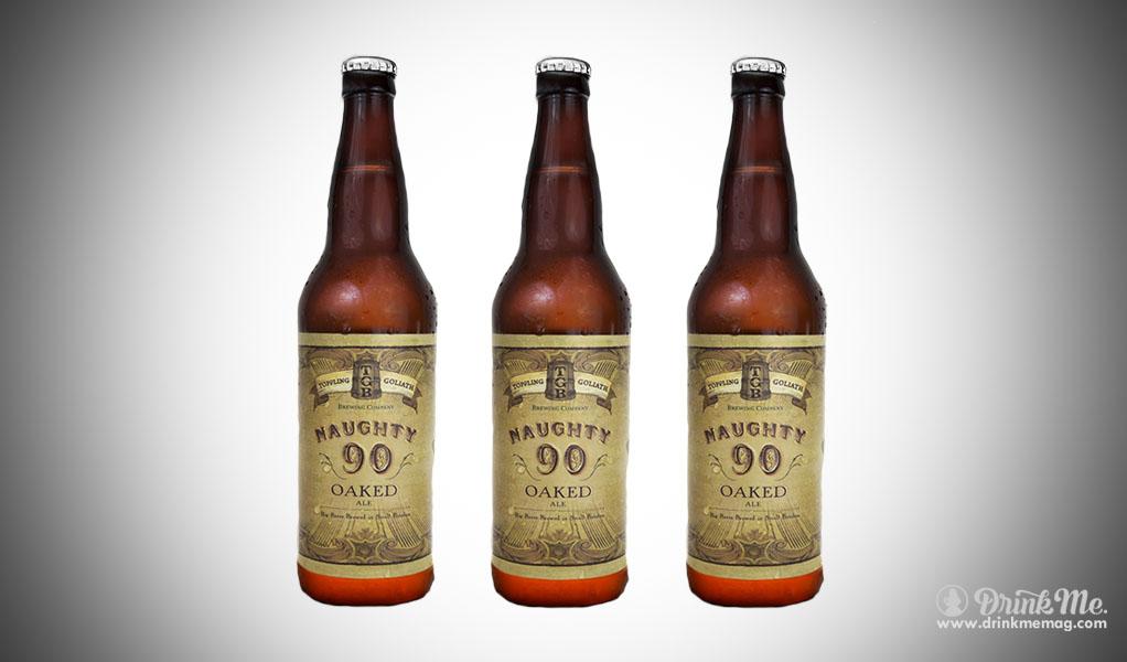 Naughty 90 Oaked Ale drinkmemag.com drink me Top English IPA
