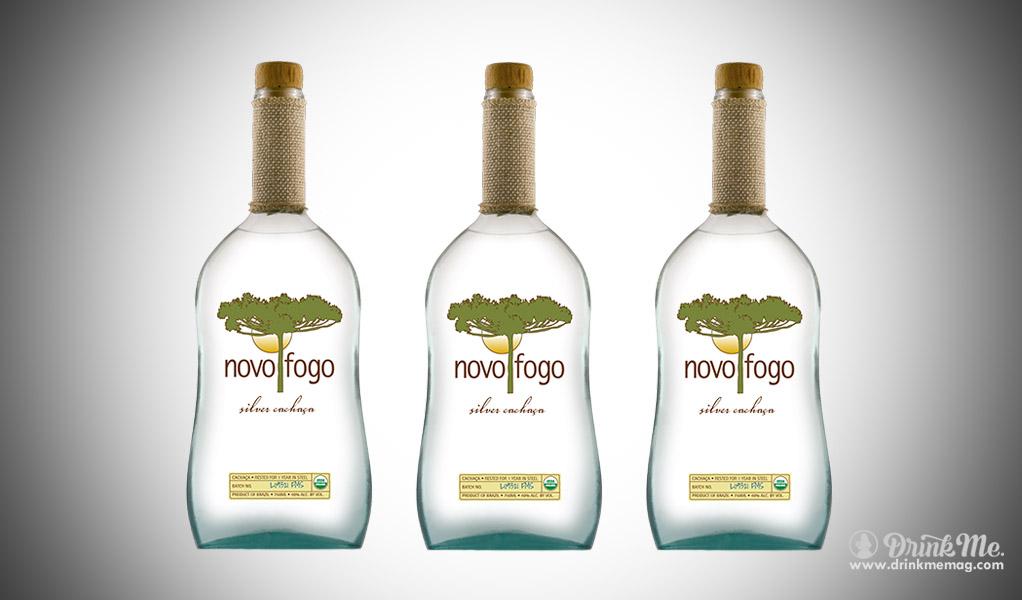 Novo Fogo Silver drinkmemag.com drink me Top Cachaça
