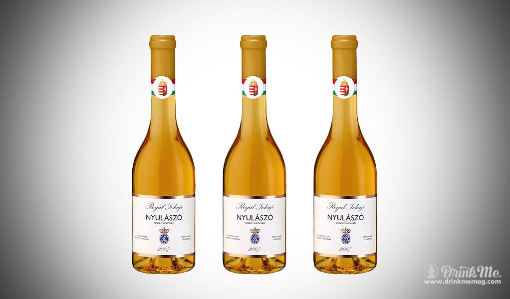 Nyulászó 2013 6p Aszú drinkmemag.com drink me Royal Tokaji Nyulászó 2013 6p Aszú