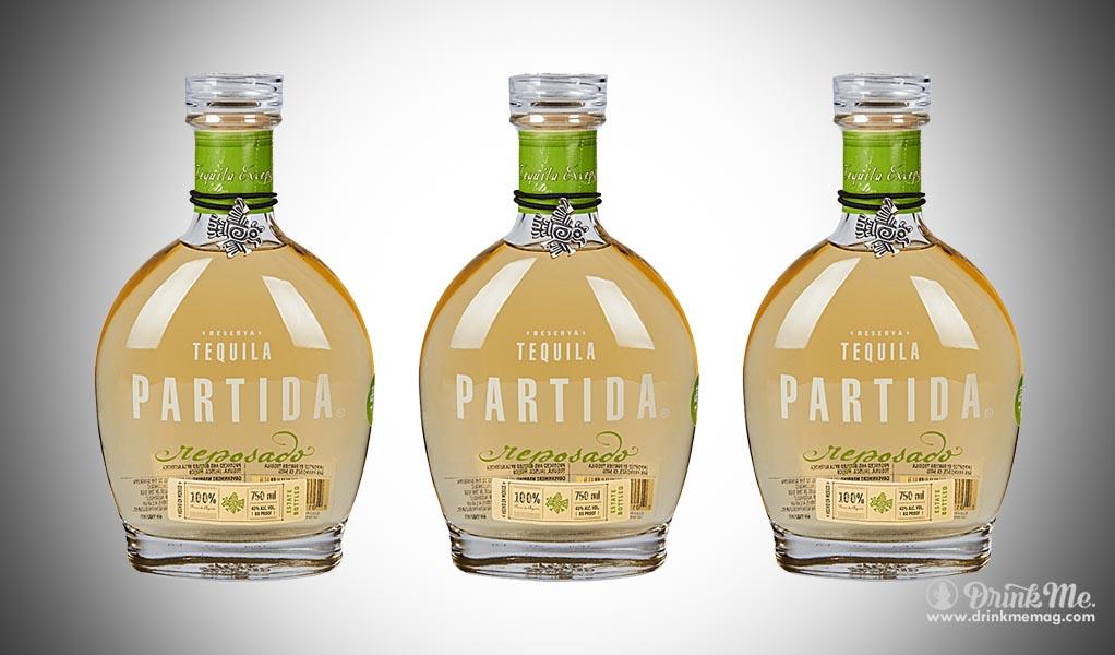 Partida Reposado Tequila drinkmemag.com drink me Top Tequila Reposado