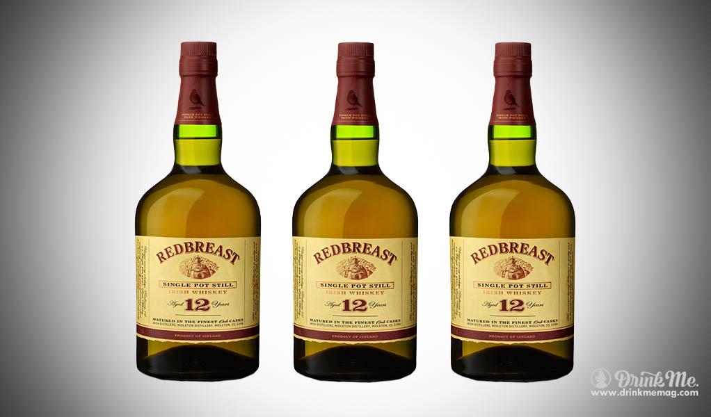 Redbreast 12YO drinkmemag.com drink me Top Rye Whiskey
