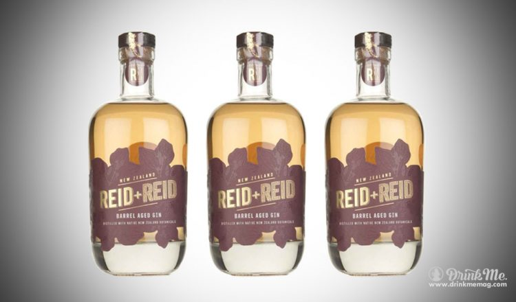 Reid and Reid Barrel Aged Gin drinkmemag.com drink me Reid and Reid Barrel Aged Gin