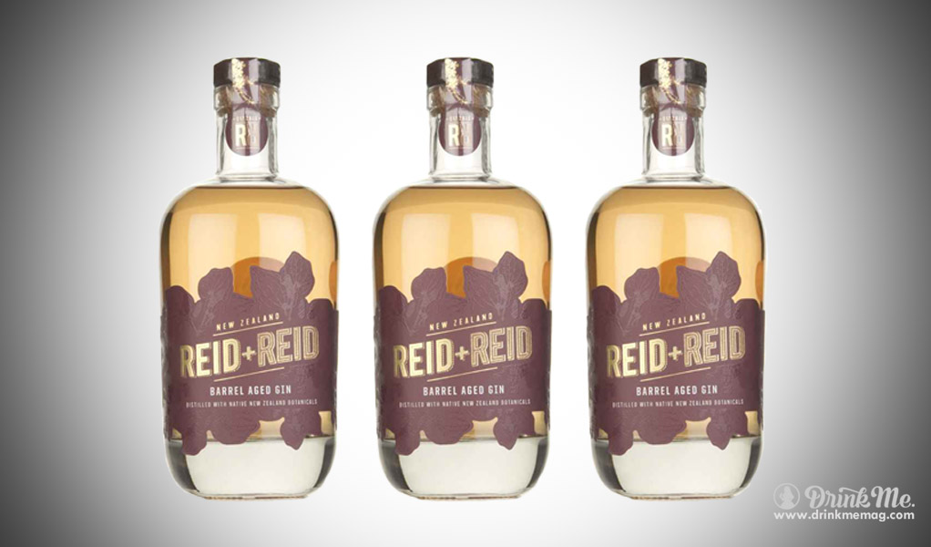 Reid and Reid Barrel Aged Gin drinkmemag.com drink me Reid and Reid Barrel Aged Gin
