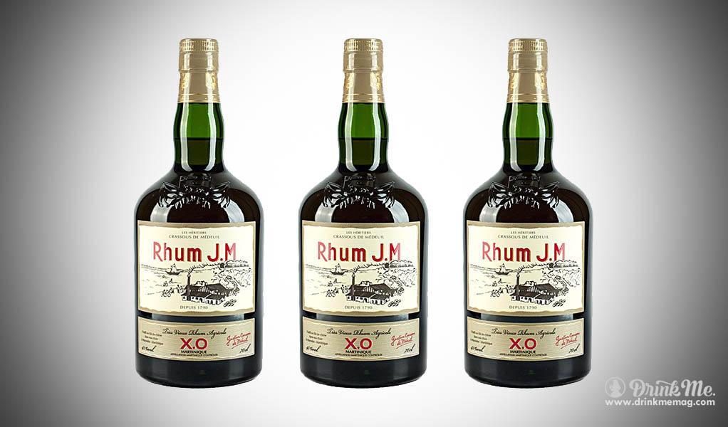 Rhum J M drinkmemag.com drink me Top Rhum Agricoles