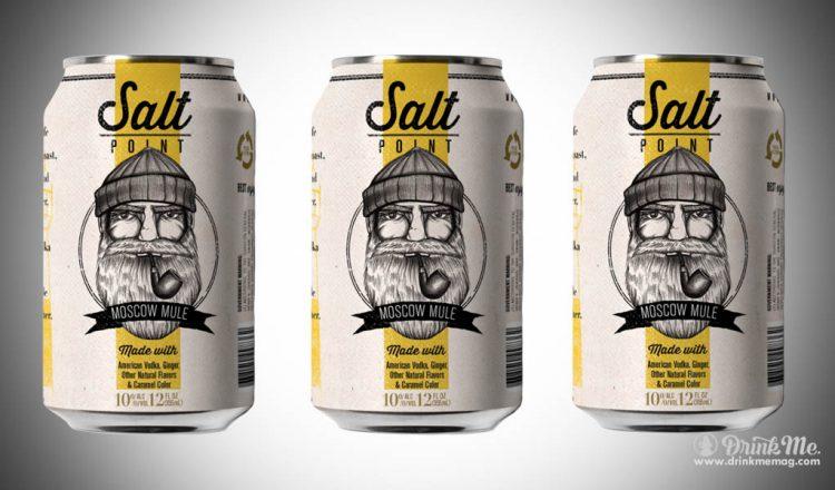 Salt Point's Moscow Mule drinkmemag.com drink me Salt Point Moscow Mule