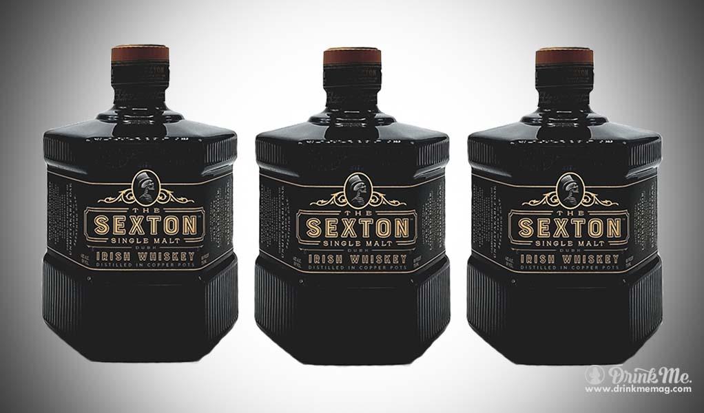 Sexton Single Malt Irish Whiskey drinkmemag.com drink me Sexton Single Malt Irish Whiskey