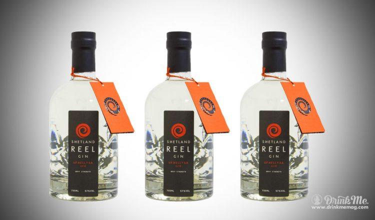 Shetland Reel Gin drinkmemag.com drink me Shetland Reel Gin