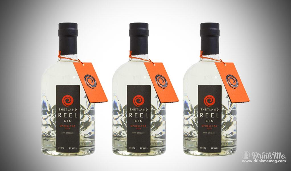 Shetland Reel drinkmemag.com drink me Top Scottish Gins