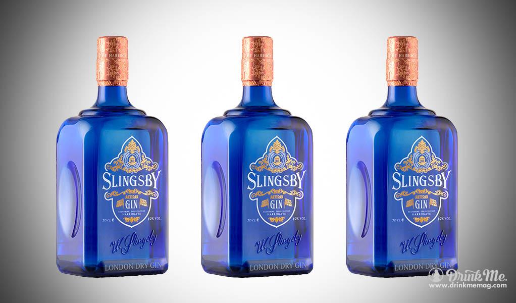 Slingsby London Gin drinkmemag.com drink me Slingsby London Gin