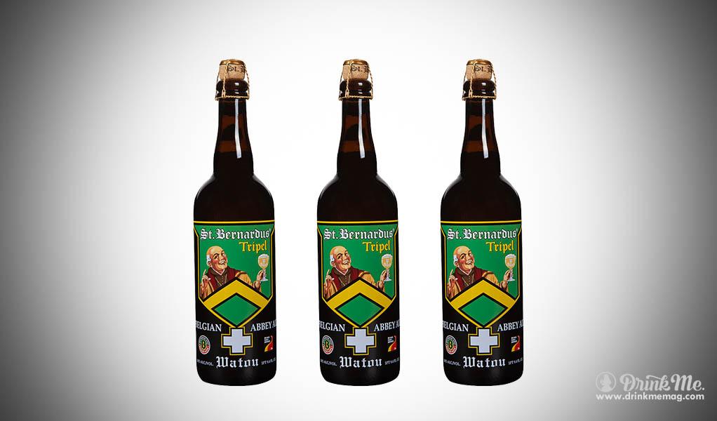 St Bernardus Tripel drinkmemag.com drink me Top Belgian Tripels