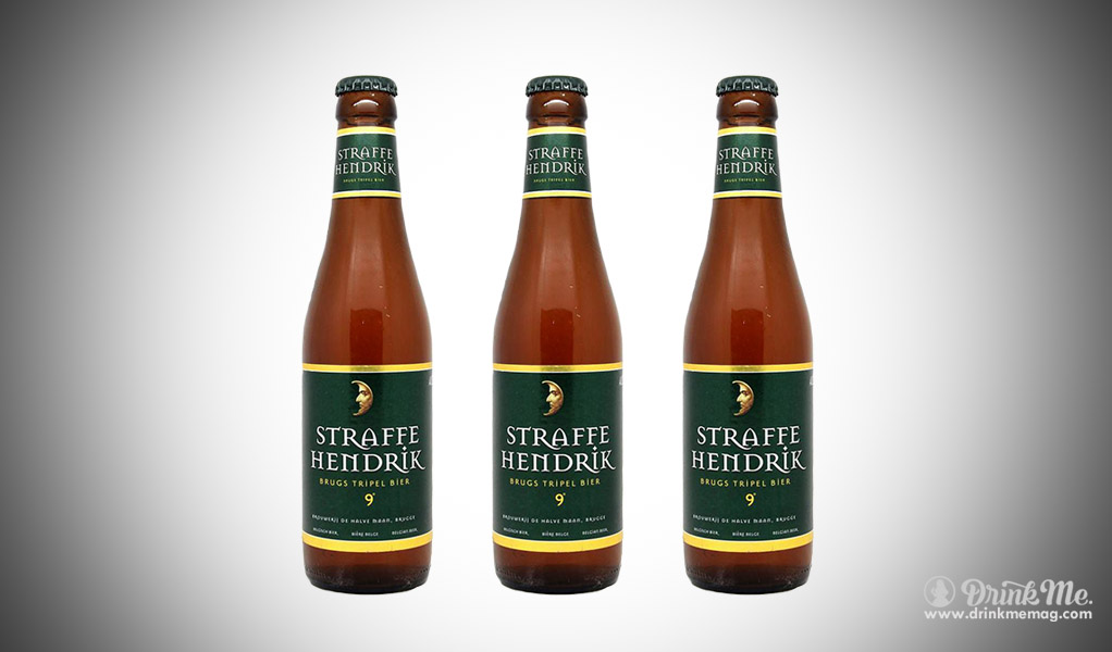 Straffe Hendrik Tripel drinkmemag.com drink me Top Belgian Tripels