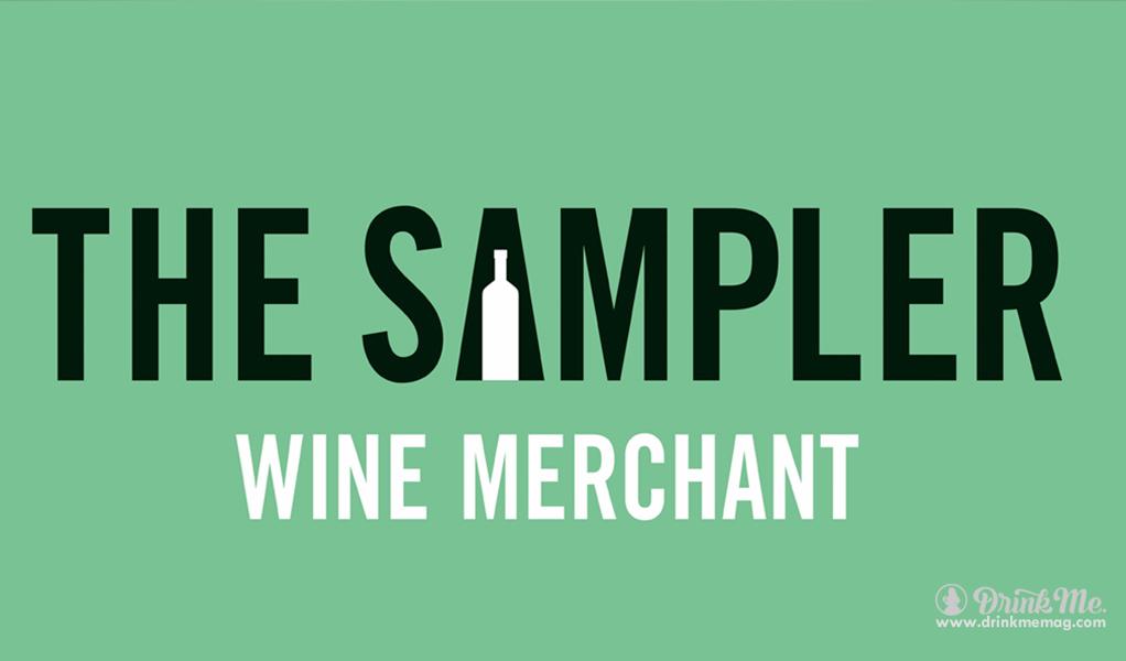 The Sampler drinkmemag.com drink me London Wine Retailers