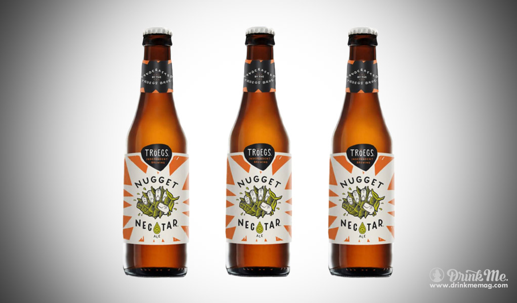 Troegs Nugget Nectar drinkmemag.com drink me Top AMerican Amber Ale
