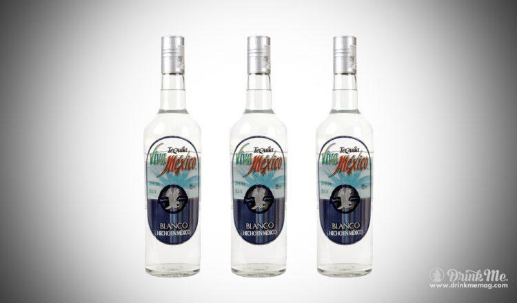 Viva Mexico Blanco Tequila drinkmemag.com drink me Viva Mexico Blanco Tequila