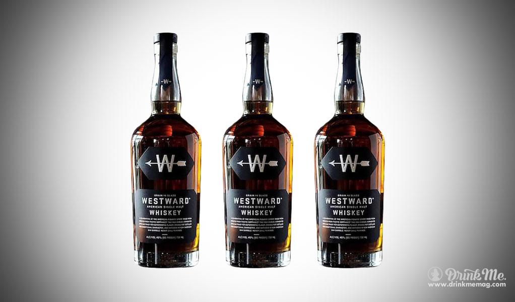 Westward Whiskey drinkmemag.com drink me Top Single Malt Whiskey
