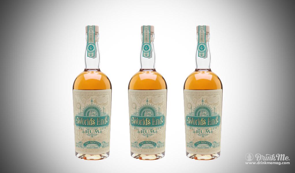 World's End Tiki Spiced Rum drinkmemag.com drink me World's End Tiki Spiced Rum