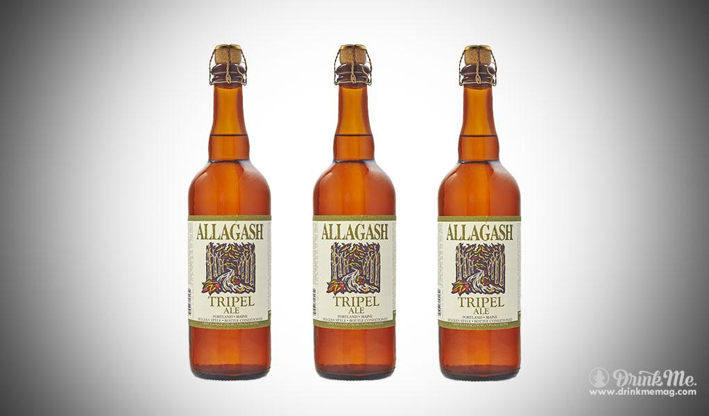 allagash tripel drinkmemag.com drink me Top Belgian Tripels