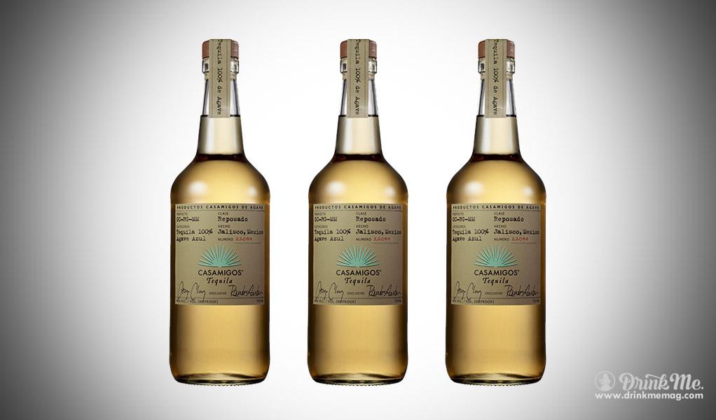 casamigos tequila reposado drinkmemag.com drink me Top Tequila Reposado