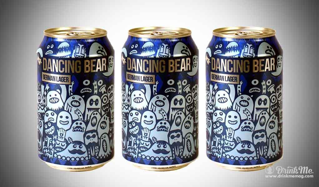 magic rock dancing bear drinkmemag.com drink me Magic Rock Dancing Bear