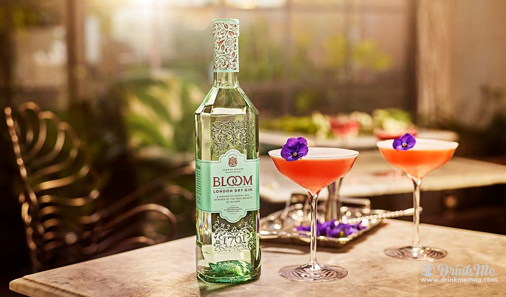Bloom Gin Clover Club drinkmemag.com drink me Bloom Gin Clover Club
