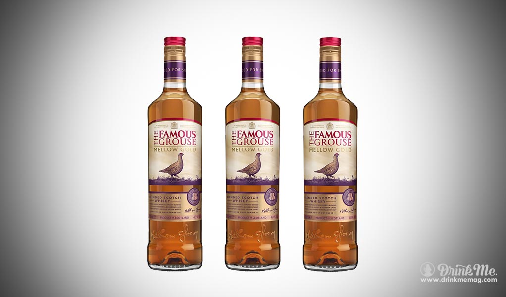 Famous Grouse Mellow Gold drinkmemag.com drink me Top Blended Whiskey