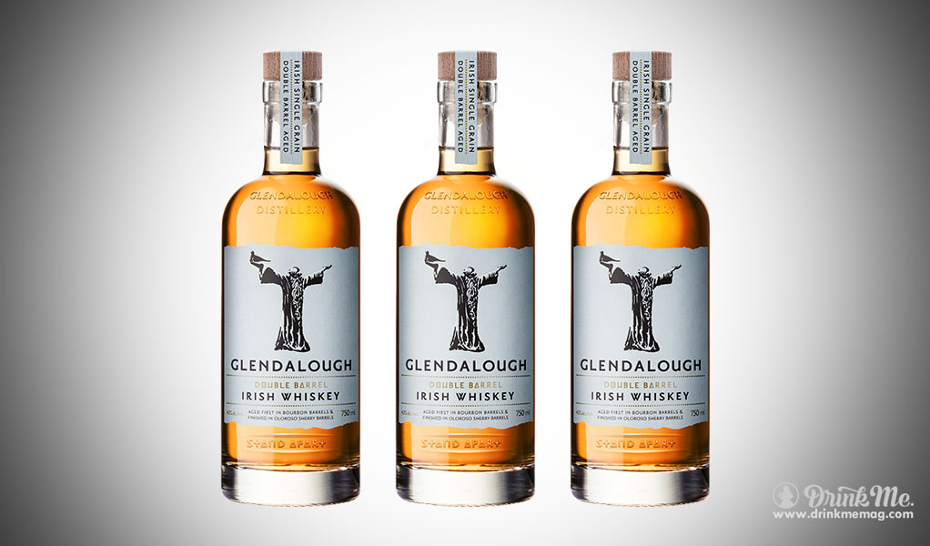 Glendalough Double Barrel Whiskey drinkmemag.com drink me Glendalough Double Barrel Whiskey