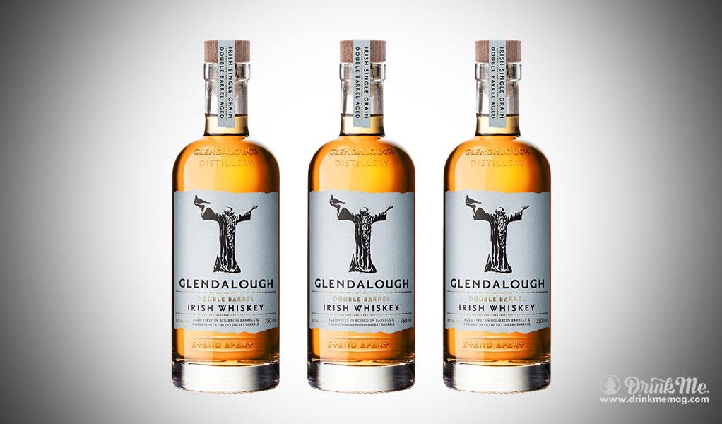 Glendalough Double Barrel Whiskey drinkmemag.com drink me Glendalough Double Barrel Whiskey