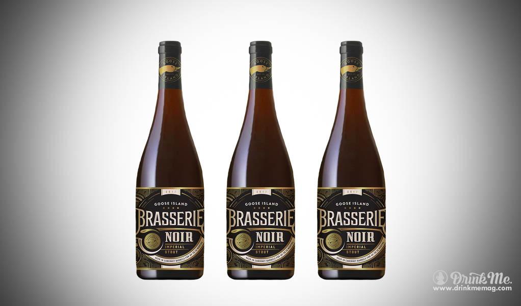 Goose Island noir beer drinkmemag.com drink me. Goose Island noir beer