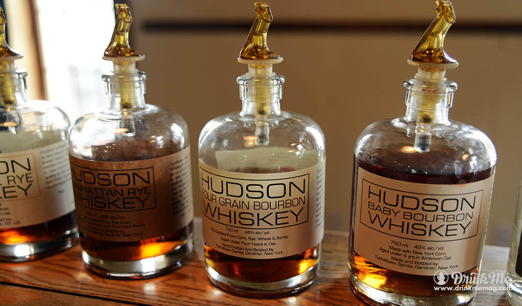 Hudson Whiskies A drinkmemag.com drink me Tuthilltown Distillery