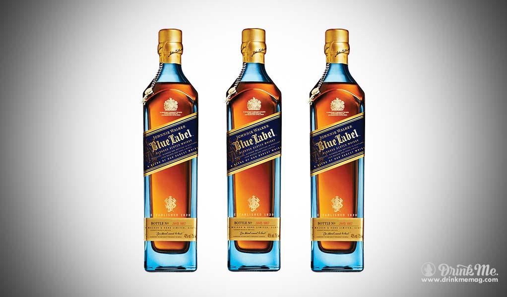 Johnnie Walker drinkmemag.com drink me Top Blended Whiskey