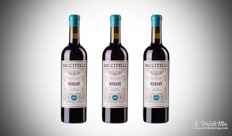 Matias Riccitelli Old Vines Merlot 2015 drinkmemag.com drink me Matias Riccitelli Old Vines Merlot 2015