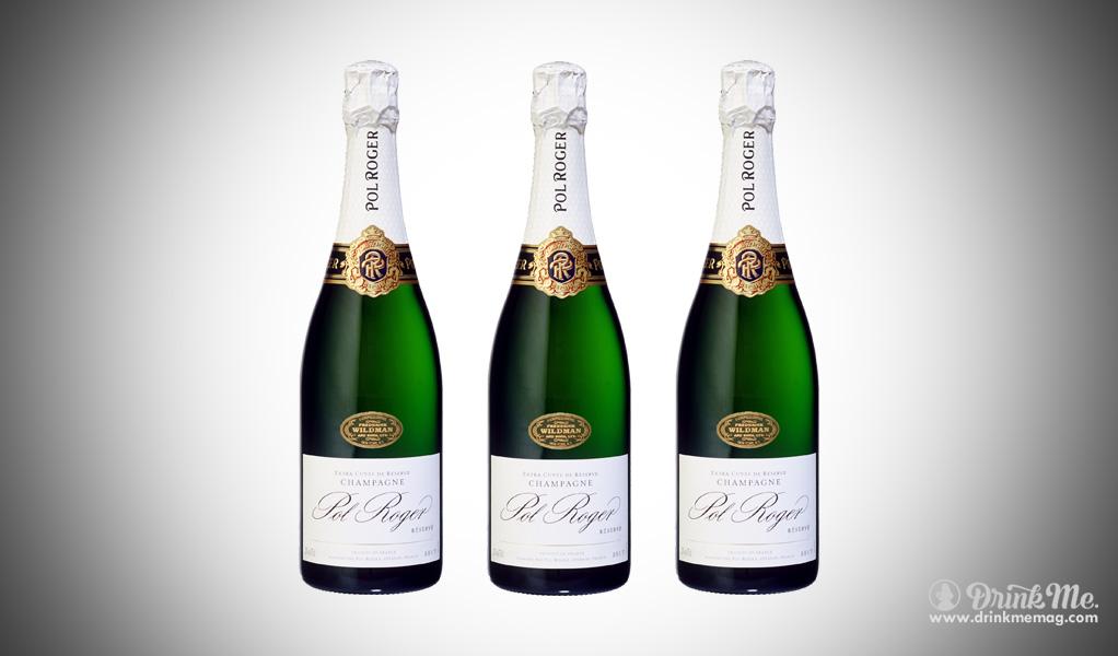 Pol Roger Champagne drinkmemag.com drink me Pol Roger Champagne