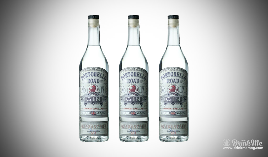 Porobello Road Gin drinkmemag.com drink me The Top 5 British Gins