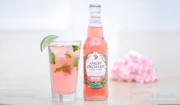 Rose Cider Cooler drinkmemag.com drink me Rose Cider Cooler