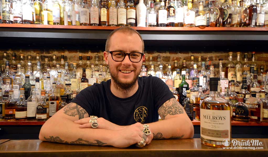 Simo 2 - Credit Colin Hampden-White drinkmemag.com drink me Milroy's of Soho
