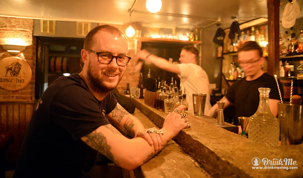 Simo 3 - Credit Colin Hampden-White drinkmemag.com drink me Milroy's of Soho
