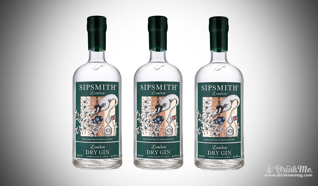 Sipsmith drinkmemag.com drink me The Top 5 British Gins