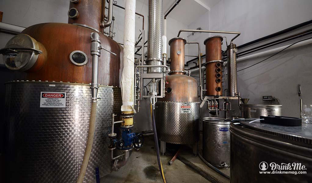 Still Room A drinkmemag.com drink me Tuthilltown Distillery